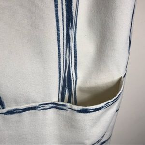 Ralph Lauren Black Label Dresses - Ralph Lauren Black Label Shibori Ikat Blue Dress